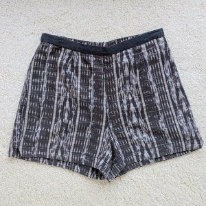 Urban Outfitters Ecote High Waist Pattern Shorts